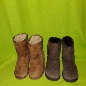 2 Ugg Boots Size 5